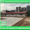 Fast Construction Prefabricated Light Steel Structure House for Dorm & Office