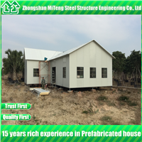 Special Design Steel Structure Building Prefab House Kits for Malaysia