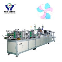 Automatic Foldable Mask 3D Respiratory Making Machine