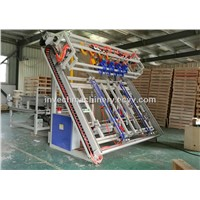 Automatic US Stringer Wood Pallet Nailing Machine