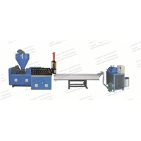 LC-90 High Speed High Quality Plastic Granulating Machine for PE/PP/ABS/PC/PS