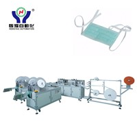 Automatic Tie on Surgical Face Mask Making Machine