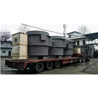 15 Ton Ladle Furnace Industrial Furnace Melting Furance for Sale