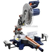 13 Amp 9-4/5-Inch Sliding Miter Saw, 4500rmp, Double-Bevel Adjustable Cutting Angle