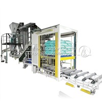 Automatic Palletizer Machine, Palletizing Machine, High-Level Bag Palletizer
