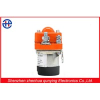 Electric Winch DC Contactor High Current Electrically Controlled 6000 Times Electric Lif