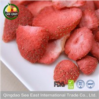 Bulk Buy from China Cereals Ingredient Freeze Dried Strawberry Dried Fruit Price