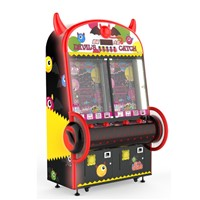 DEVIL'S CATCH AMUSEMENT GAME MACHINE, ARCADE GAME, TICKET REDEMPTION