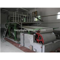 Toilet Paper Making Machine, Small Toilet Paper Machine