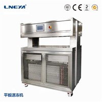 Plate Quick Freezer--Cold Plate Temperature