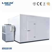 Industrial Chemical Ultra-Low Temperature Cold Storage