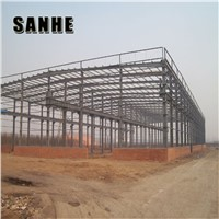Construction Design Prefabricated Steel Structure Shed Steel Structure Workshop