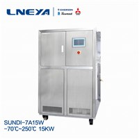 Refrigeration Heating Temperature Control System SUNDI -70'C~250'C