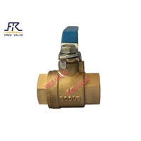 Bronze Thread Ball Valves with Full Bore