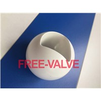 V-Port Ceramic Ball Valve with V Type