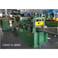 Servo Motor Punching Step-Lap Cut To Length Machine