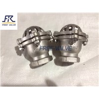 Screw Bottom Foot Valve, Plastic Foot Valve
