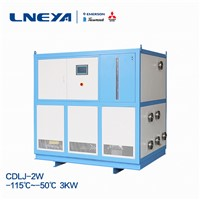 Ultra Low Temperature Recirculating Chillers LC -25~-5
