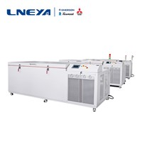 Air-Cooled, Water-Cooled Auxiliary Industrial Ultra-Low Temperature Freezer