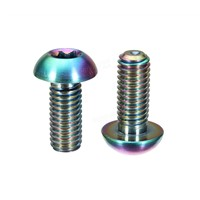 ISO7380 Titanium Fasteners for Bicycle & Motorcycle