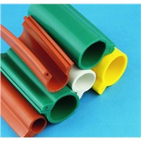 Easy Snap-on Imported Thick Silicone Rubber Cable Bird-Proof Insulating Cover Tubes