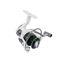 5.2:1 Metal Fishing Spinning Reel Ice Drag Metal Spool Handle Spinning Wheel Fishing Reel Saltwater HC5000