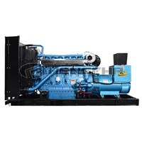 Weichai 563 KVA/450 KW Diesel Generator Set China Manufacturer Stable Output