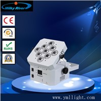 Wireless DMX WiFi APP Mobile Phone Control LED Uplighting Stage Lighting