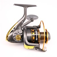 Hot Wheels Spinning Fishing Reel 10BB 5.0:1 Spinning Wheel Sea Rock Lure Fishing Reels Pesca Coil Reel JS1000 Series