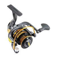Hot Wheels Spinning Fishing Reel 10BB 5.0:1 Spinning Wheel Sea Rock Lure Fishing Reels Pesca Coil Reel JS5000 Series