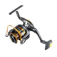 Hot Wheels Spinning Fishing Reel 10BB 5.0:1 Spinning Wheel Sea Rock Lure Fishing Reels Pesca Coil Reel JS3000 Series