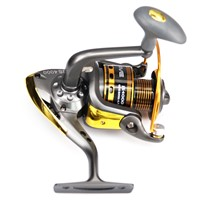 Hot Wheels Spinning Fishing Reel 10BB 5.0:1 Spinning Wheel Sea Rock Lure Fishing Reels Pesca Coil Reel JS2000 Series