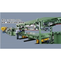 Transformer Coil Cutting Automatic Cut To Length Line