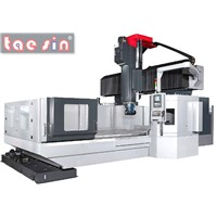 Double Column CNC Machine for Large Size Mold Machining