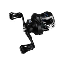 DEUKIO TT101-Left 7.2:1 High Speed Fishing Reel Metal Left Hand Water Drop Fishing Wheel Bait Casting Reel Tackle Tool