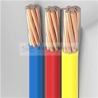 Copper Core PVC Insulated BVR Electrical Wire