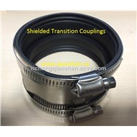 3004 Series Cast Iron to Cast Iron, Plastic or Steel Shielded Transition Couplings