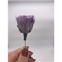 Factory Supply Best Selling Red Preserved Rose Flower Head at Cheapest Price