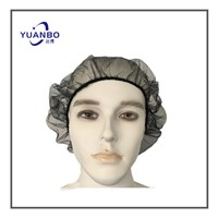 Hospital Use Nonwoven Medical Disposable High Quality Best Selling Cleanroom Dustproof Factory Supply Hairnet Hat