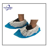 Disposable Plastic 10g/Pcs CPE Shoe Cover Protective Supplies CPE Shoe Cover Boot Covers