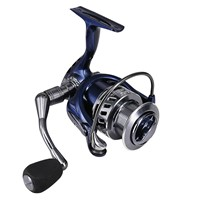 DEUKIO HY4000 Carp Spinning Fishing Reel 9+1bb Sea Saltwater Metal 5.5:1 Vissen Fishing Wheel