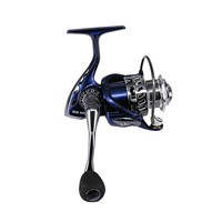 DEUKIO HY6000 Carp Spinning Fishing Reel 9+1bb Sea Saltwater Metal 5.5:1 Vissen Fishing Wheel