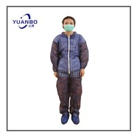 Disposable Coveralls with Hood