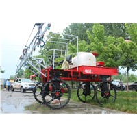 Self -Propelled Boom Sprayer Wheat Corn Cotton Pesticide Sprayer