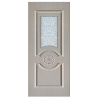 Wholesale Flush WPC PVC Interior Door Skin