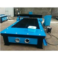 Table Type Low Cost CNC Plasma Cutting Machine 1530 Series with Factory Price