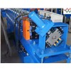 Galvanized Steel Gutter Cold Roll Forming Machine with High Quality