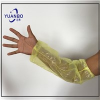 Disposable Waterproof PE Sleeve Cover for Food Industry