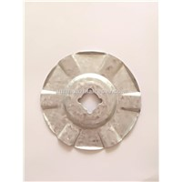 Zinc Plated or Pre-Galvanized Metal Disc for Soft Insulation