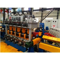 Hot Sale Two Roll Straightening Machine for Pipe & Bars